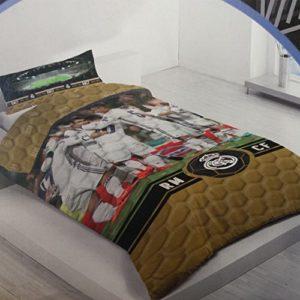 Funda Nórdica Duo Real Madrid Premium D188 Cama 90 cm.