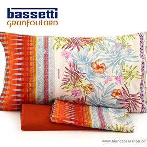 Bassetti Granfoulard.-Conjunto de funda nórdica de matrimonio V.1Sorrento P37
