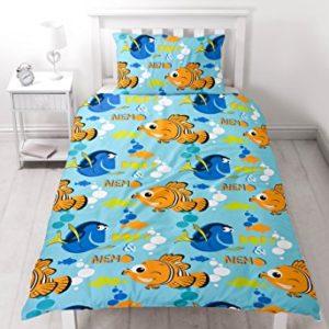 """Character World """"Buscando a Nemo"""" Set de funda de edredón, multicolor"""