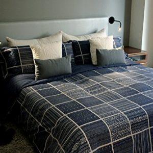 Funda nórdica estampada INDIGO (Para cama de 135x190/200 (Nórdico de 220))