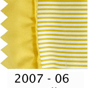 Nórdico Copenhague reversible rayita /liso - cama matrimonio - 240x220 - amarillo