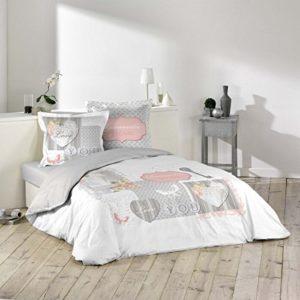 Funda nórdica de 220x 240mA Romance + 2fundas 100% algodón