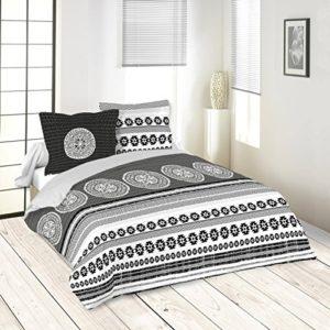 Lovely Casa Valdavia HC 260x 240+ 2t63X 63algodón gris 240x 260cm