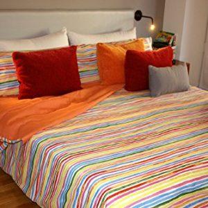 Funda nórdica estampada KILIAN (Para cama de 150x190/200 (Nórdico de 240))
