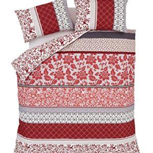 Catherine Lansfield - Juego de funda de edredón para cama matrimonial, diseño oriental de pájaros