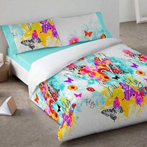 Burrito Blanco Funda nórdica 096 Único de cama de 150x190/200 cm