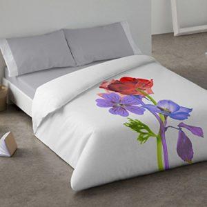 Burrito Blanco Funda nórdica 332 Único de cama de 90x190/200 cm