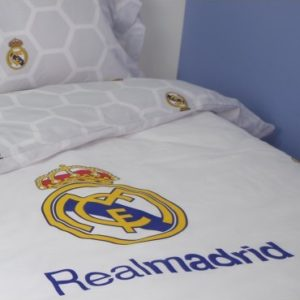 10XDIEZ Funda Nórdica Real Madrid - Medidas colchas/edredones - Cama de 90cm