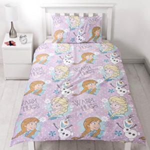 Disney Cristal de Frozen cama reversible juego de cama reversible