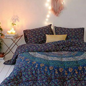 """Exclusivo Beautiful bohemio tradicional indio Mandala Edredón Queen Dovet con fundas de almohada por """"Sophia Art"""" mandala Funda de edredón, Boho cama, Doona cubierta"""